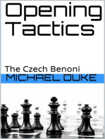 Opening Tactics - The Czech Benoni