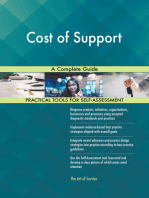 Cost of Support A Complete Guide
