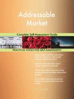 Addressable Market Complete Self-Assessment Guide