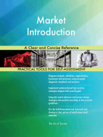 Market Introduction A Clear and Concise Reference