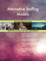 Alternative Staffing Models Standard Requirements