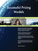 Successful Pricing Models A Complete Guide