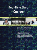 Real-Time Data Capture A Clear and Concise Reference