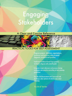 Engaging Stakeholders A Clear and Concise Reference