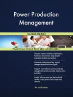Power Production Management Second Edition