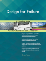 Design for Failure A Complete Guide