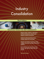 Industry Consolidation Third Edition