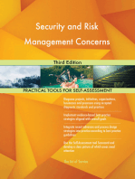 Security and Risk Management Concerns Third Edition