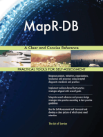 MapR-DB A Clear and Concise Reference