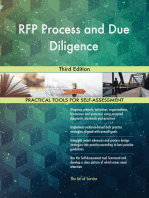 RFP Process and Due Diligence Third Edition