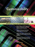 Customizability A Complete Guide