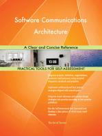 Software Communications Architecture A Clear and Concise Reference