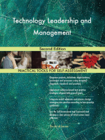 Technology Leadership and Management Second Edition