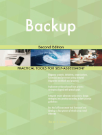 Backup Second Edition