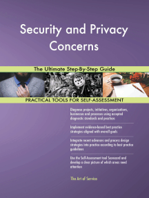 Security and Privacy Concerns The Ultimate Step-By-Step Guide