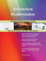Architecture Modernization Complete Self-Assessment Guide