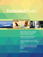Embedded Tools Standard Requirements