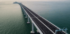 Five Things You Need To Know About The World's Longest Sea Bridge