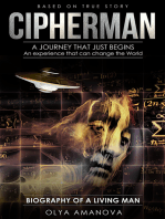 Cipherman ~ An Experience that Can Change the World