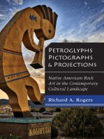Petroglyphs, Pictographs, and Projections