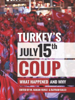 Turkey's July 15th Coup: What Happened and Why