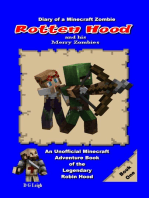 Diary of a Minecraft Zombie Rotten Hood and his Merry Zombies