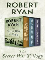 The Secret War Trilogy
