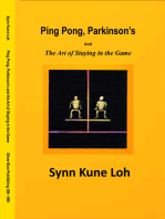 Ping Pong, Parkinson's and the Art of Staying in the Game