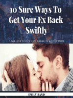 10 Sure Ways To Get Your Ex Back Now