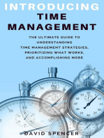 Introducing Time Management