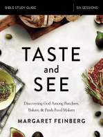 Taste and See Study Guide