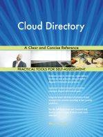 Cloud Directory A Clear and Concise Reference