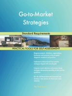 Go-to-Market Strategies Standard Requirements