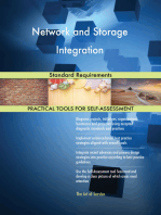 Network and Storage Integration Standard Requirements