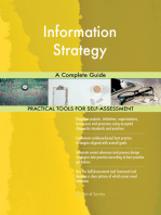 Information Strategy A Complete Guide