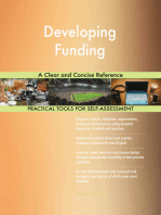Developing Funding A Clear and Concise Reference