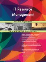 IT Resource Management Standard Requirements