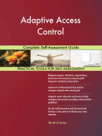 Adaptive Access Control Complete Self-Assessment Guide