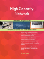 High-Capacity Network Standard Requirements