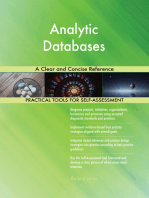Analytic Databases A Clear and Concise Reference