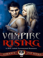 Vampire Rising (Regalia Book 1)