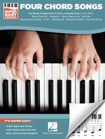 Four Chord Songs - Super Easy Songbook