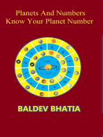 Planets and Numbers - Know Your Planet Number