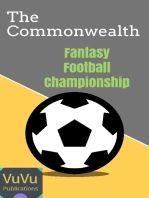 The Commonwealth Fantasy Football Championship