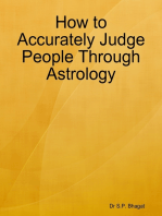 How to Accurately Judge People Through Astrology
