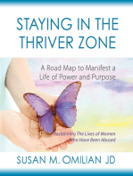 Staying in the Thriver Zone
