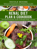 Renal Diet Plan & Cookbook