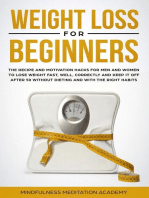 Weight Loss for Beginners