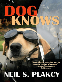 Dog Knows: Golden Retriever Mysteries, #9