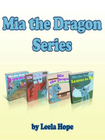 Mia the Dragon Series